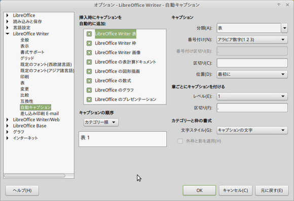 オプション - LibreOffice Writer - 自動キャプション_114.png